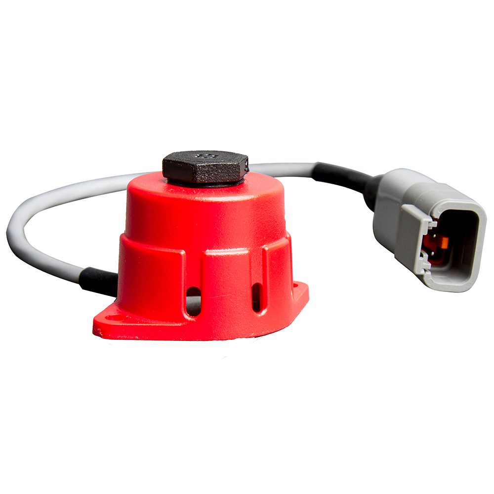 Xintex Propane & Gasoline Sensor - Red Plastic Housing