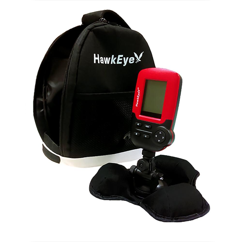 HawkEye® FishTrax™1X IceShack™ Kit