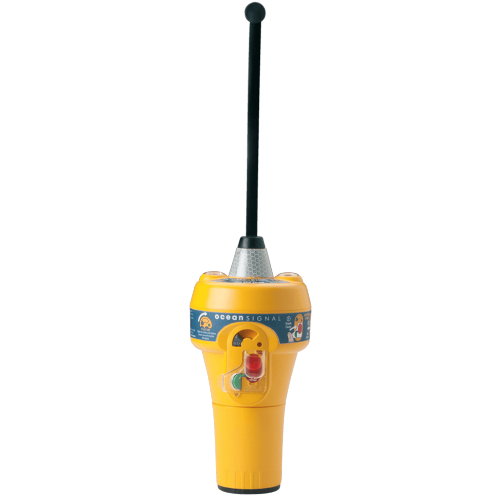 Ocean Signal SafeSea E100G GPS EPIRB
