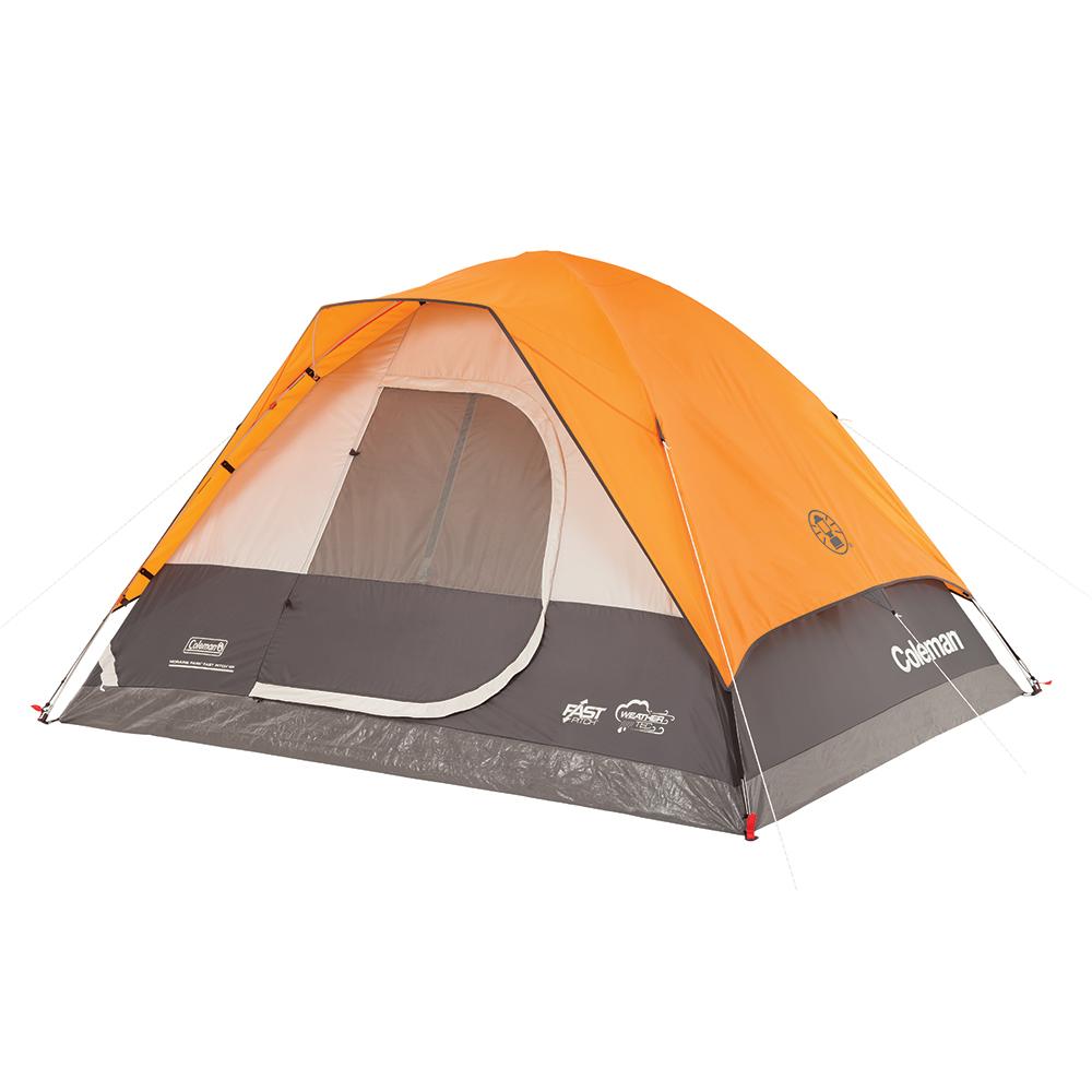 Coleman Moraine Park™ Fast Pitch™ 6-Person Dome Tent