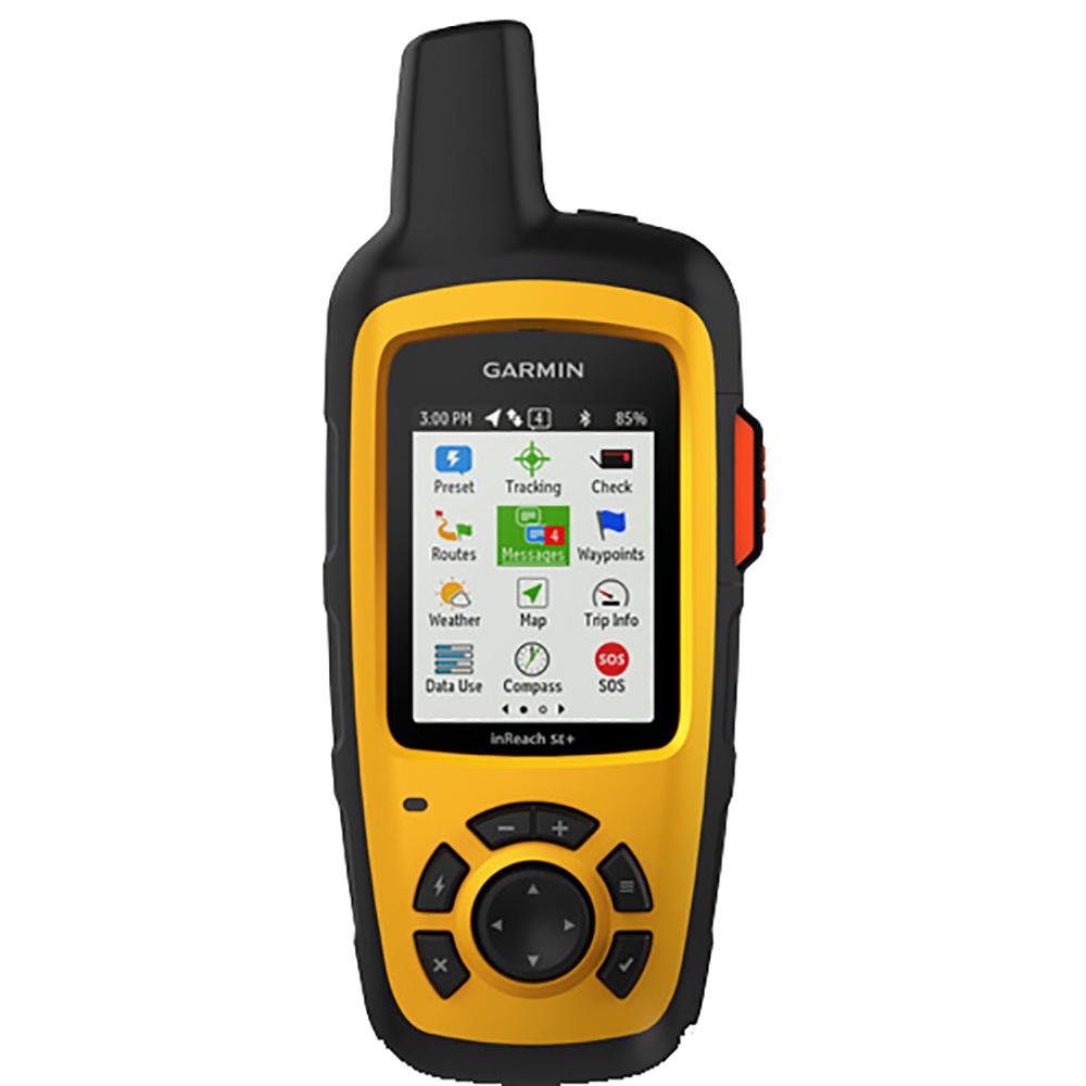 Garmin inReach SE®+ Satellite Communicator