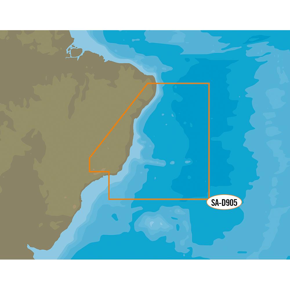 C-MAP 4D SA-D905 Recife to Rio De Janiero