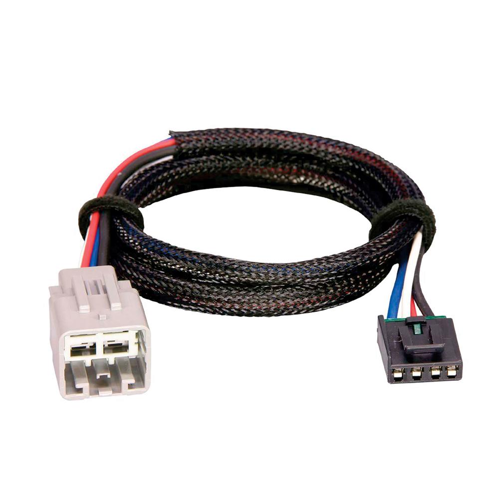 Tekonsha Brake Control Wiring Adapter - 2-Plug - fits Ford