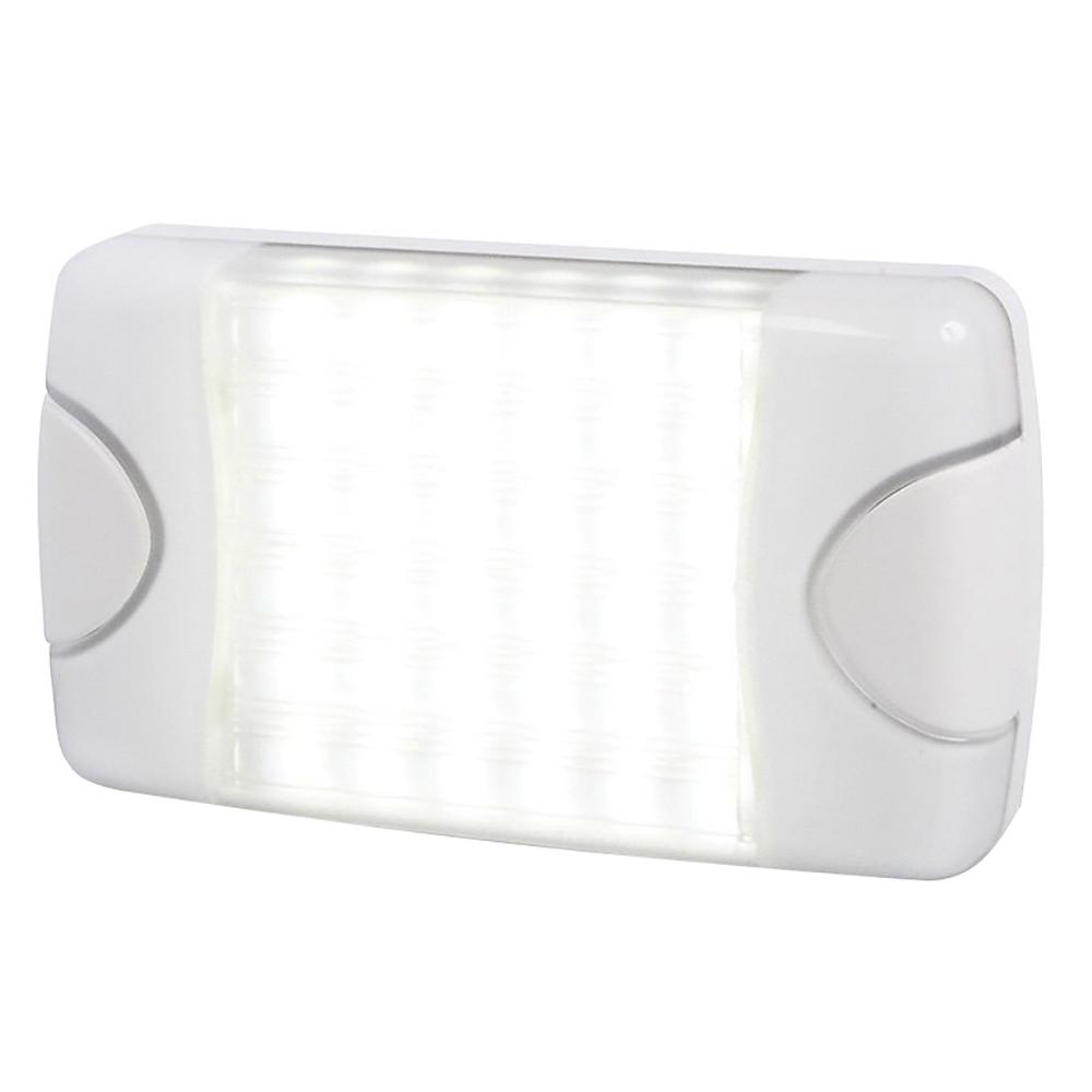 Hella Marine Duraled 36 Interior Exterior Lamp White Led White Housing 959037522 Anchor