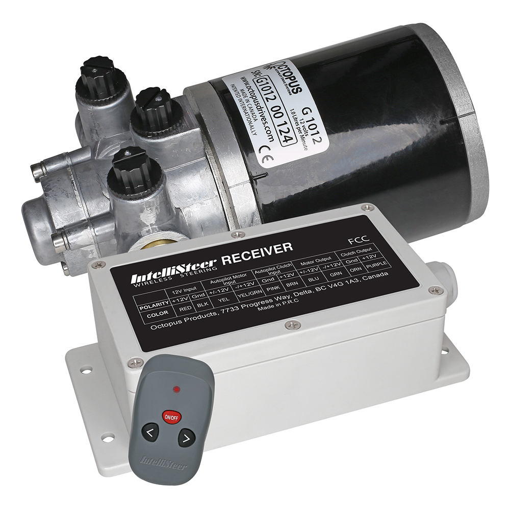 Intellisteer Type H f/Boats with Hydraulic Steering