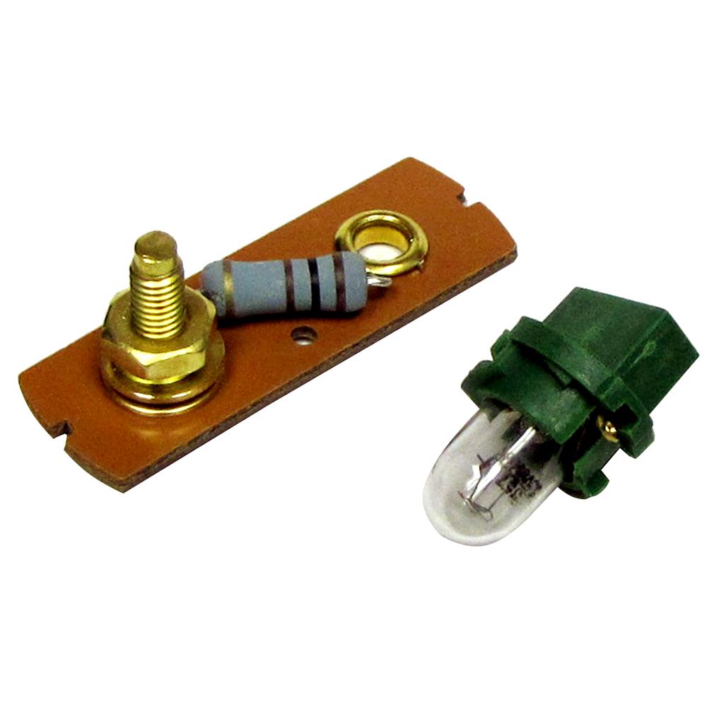 Faria Resistor Adapter Kit - Fuel & Pressure - 24V
