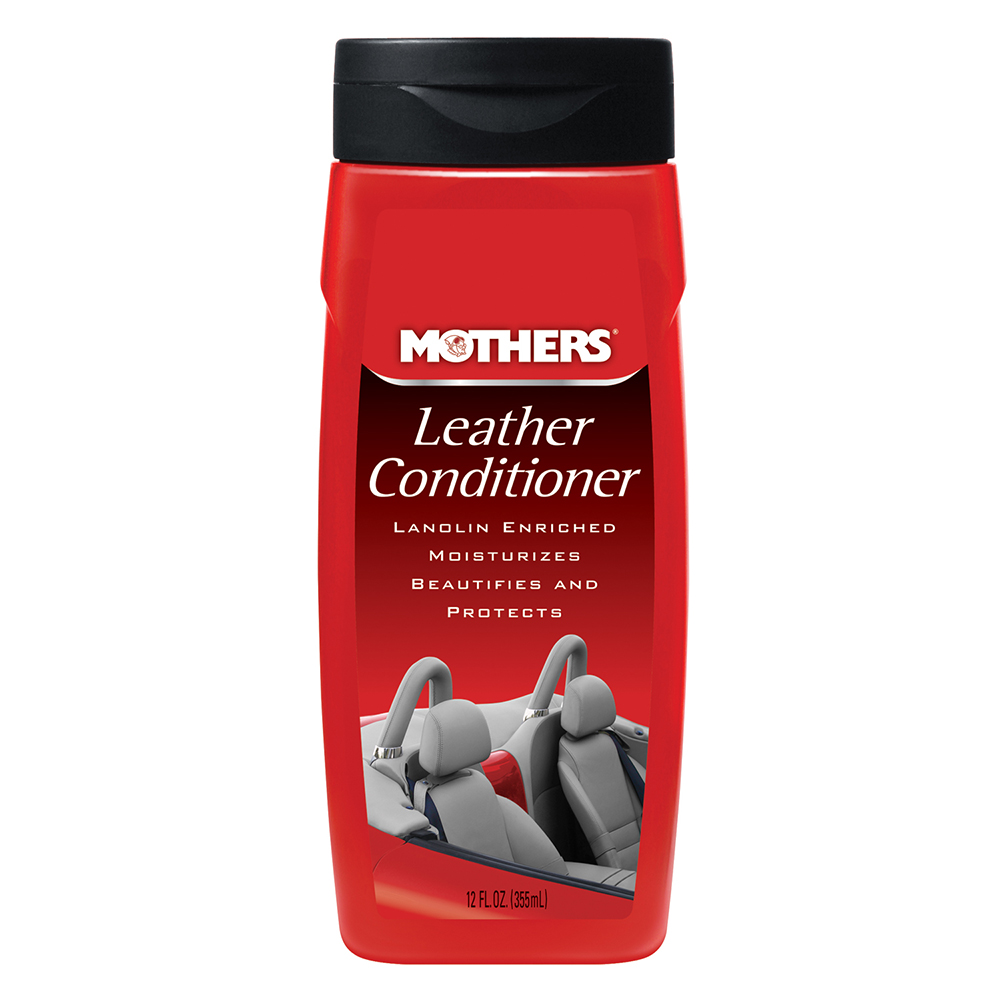 Mothers Leather Conditioner - 12oz