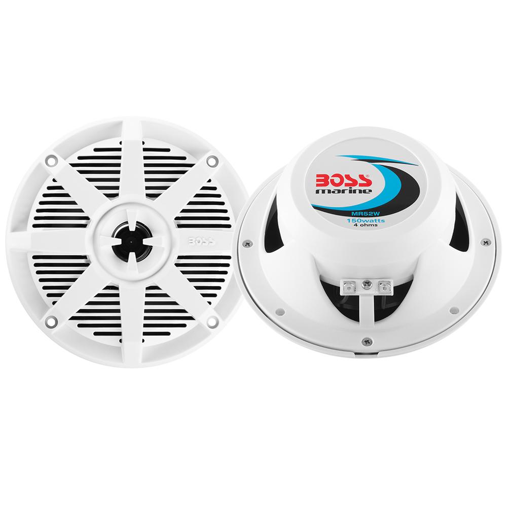 Boss Audio MR52W 5.25