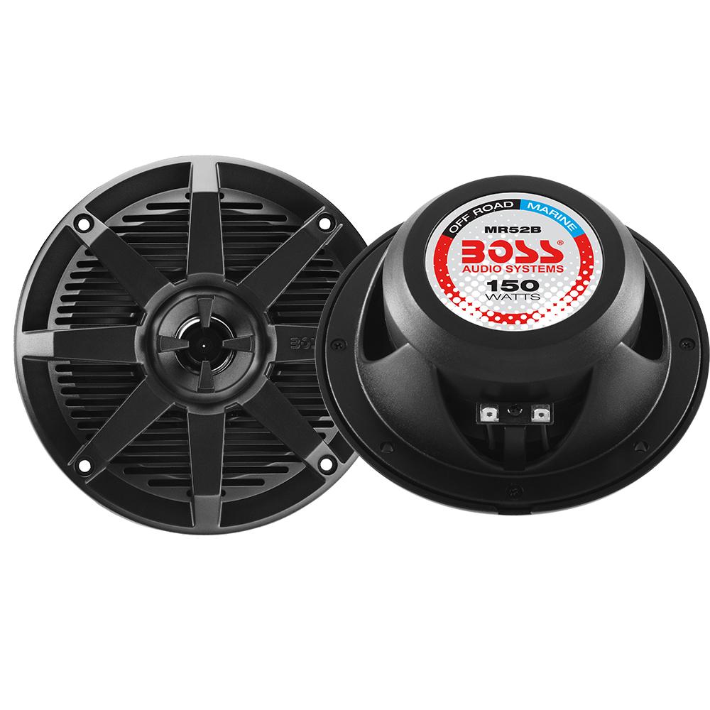 Boss Audio MR52B 5.25