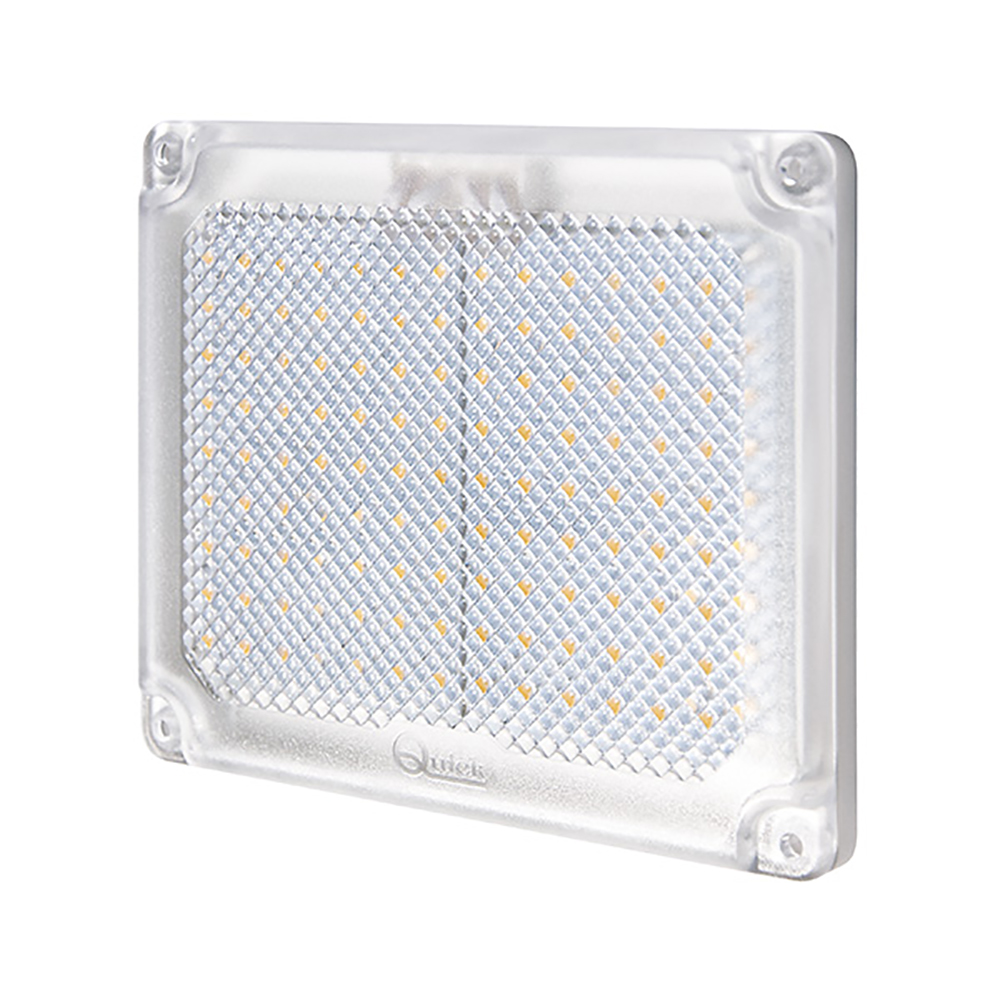Quick Action Bicolor LED Light - Daylight/Red