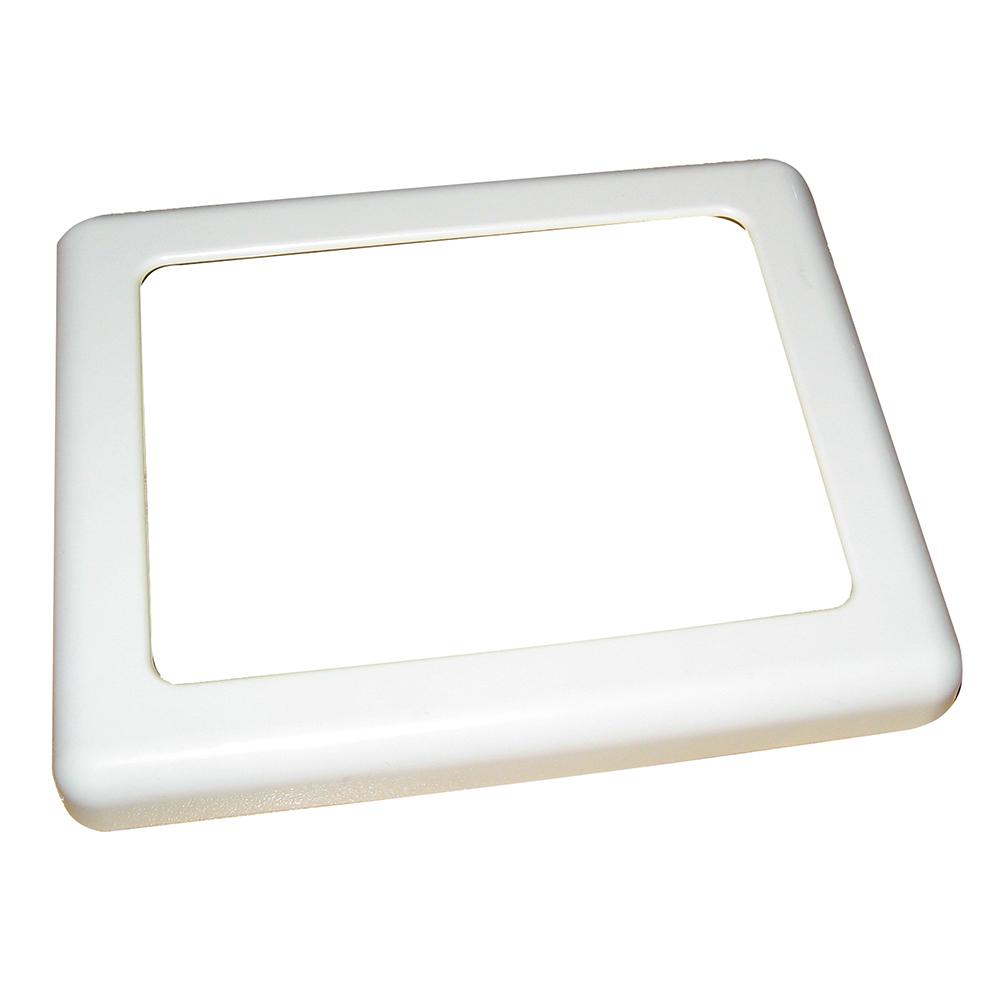 Quick White Trim Ring f/Action Bicolor Light