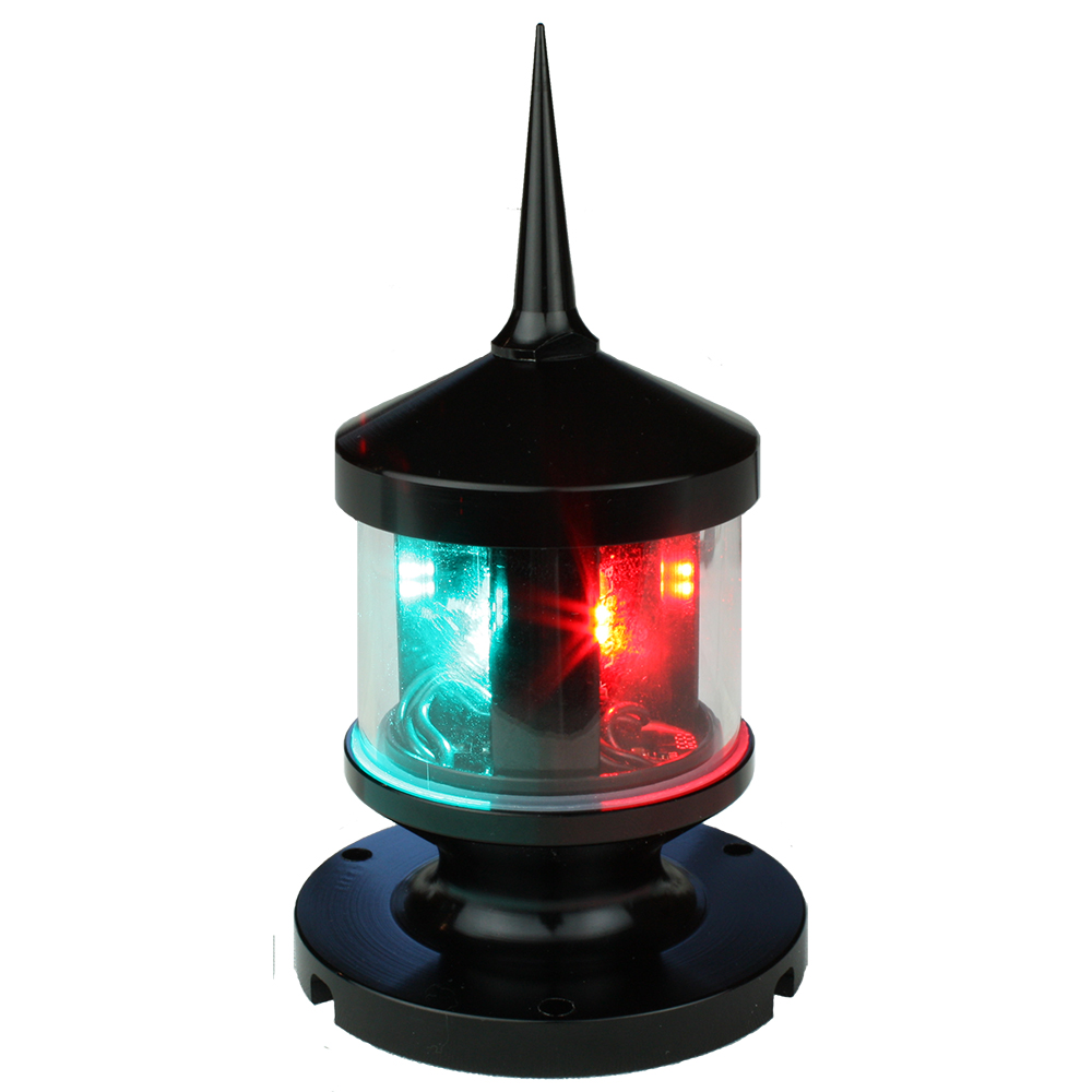 Lunasea Tri-Color/Anchor/Strobe LED Navigation Light