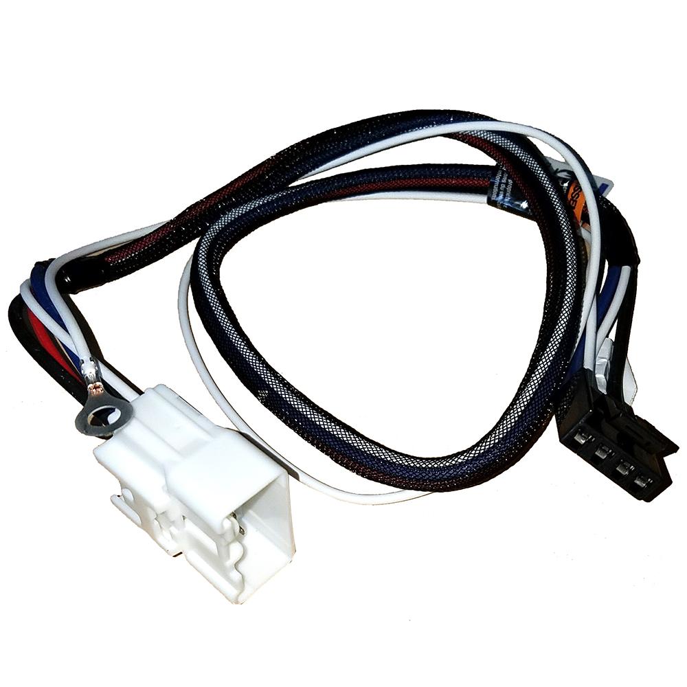 Tekonsha Brake Control Wiring Adapter - 2 Plugs - fits Toyota