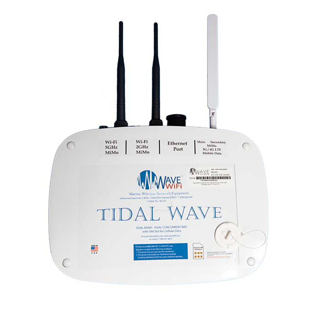 Wave WiFi Tidal Wave Dual - Band + Cellular
