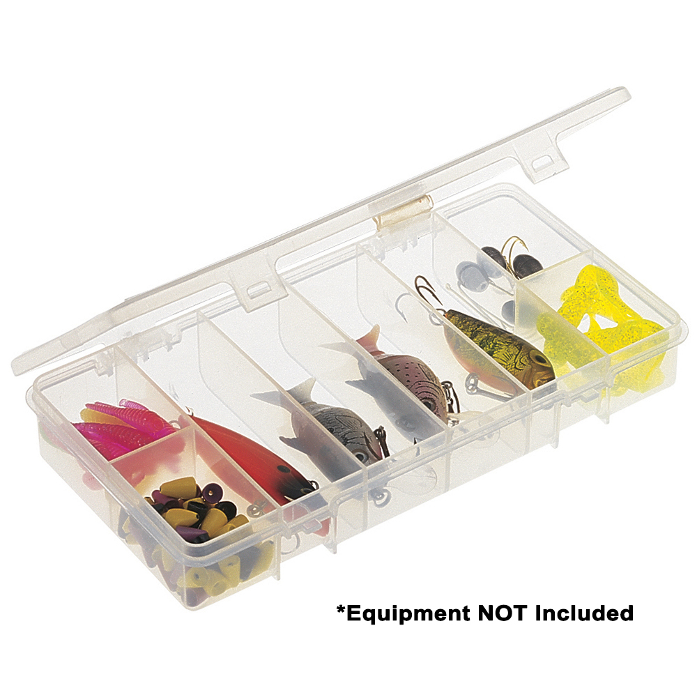 Plano Eight-Compartment Stowaway® 3400 - Clear