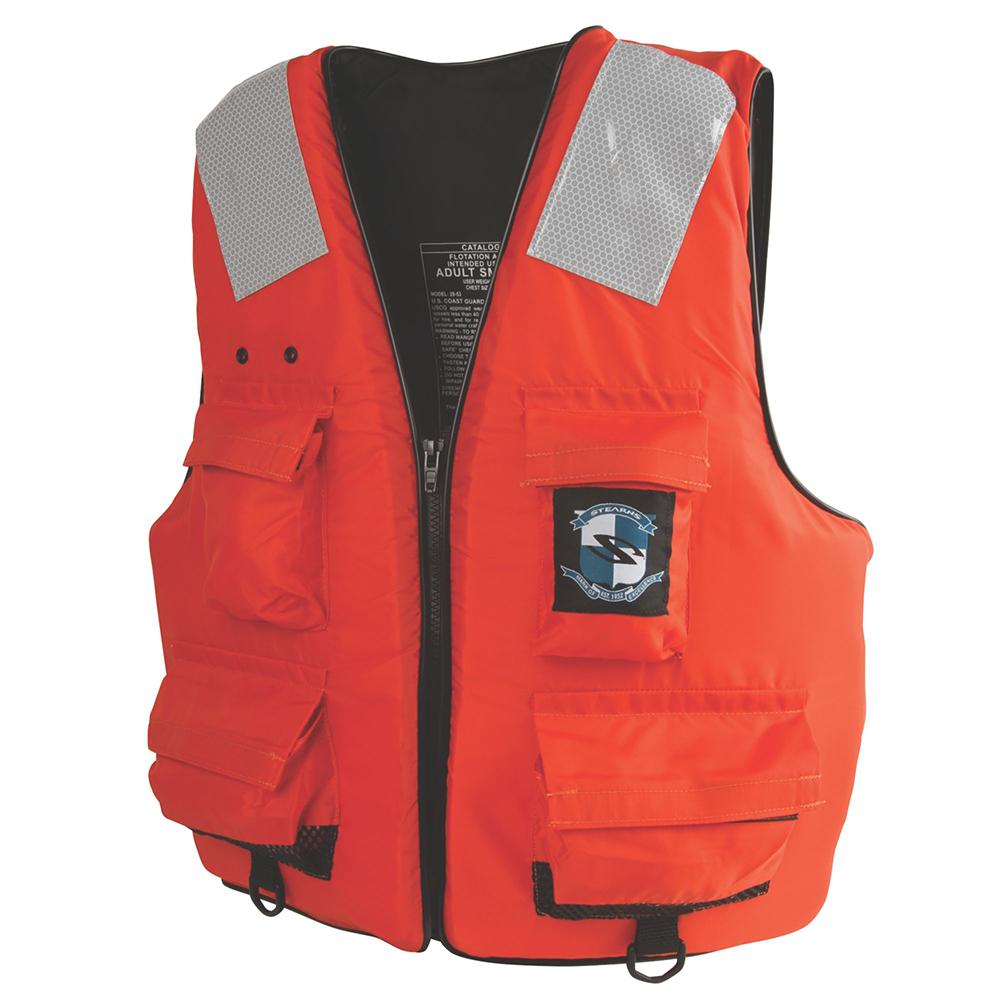 Stearns First Mate™ Life Vest - Orange - X-Large