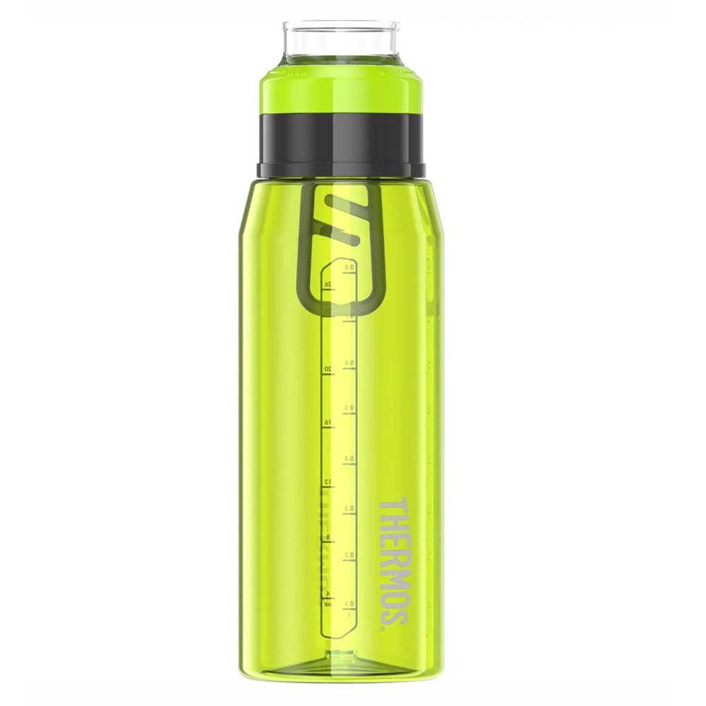 Thermos Hydration Bottle w/360° Drink Lid - 32oz - Lime