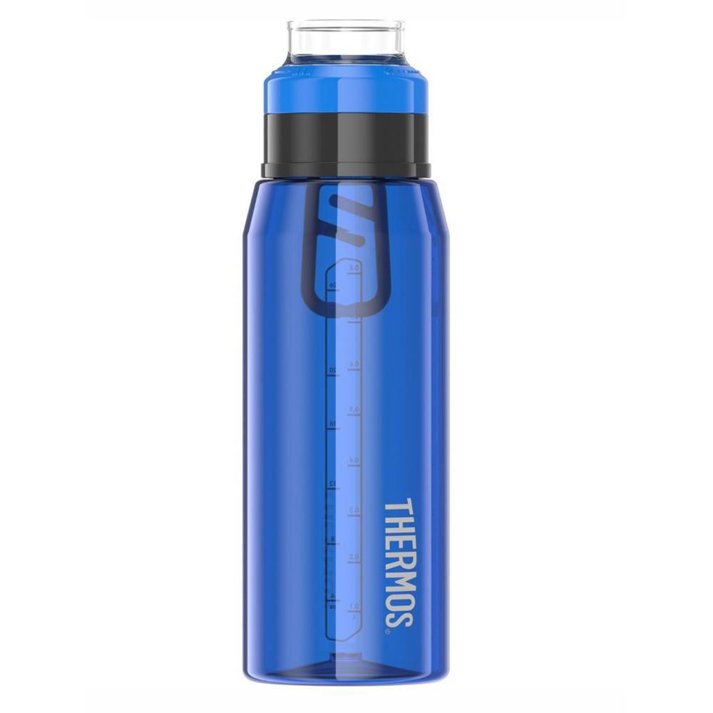 Thermos Hydration Bottle w/360° Drink Lid - 32oz - Royal Blue