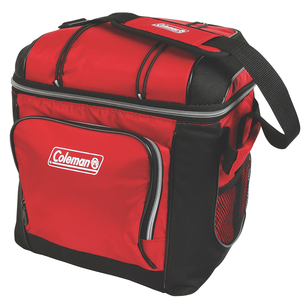 Coleman 30 Can Cooler - Red