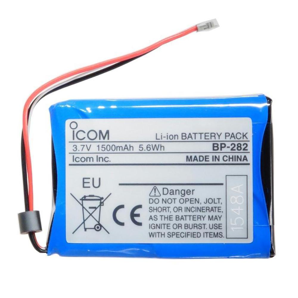 Icom BP-282 1500mAh Lithium-Ion Battery for M25 - BP282