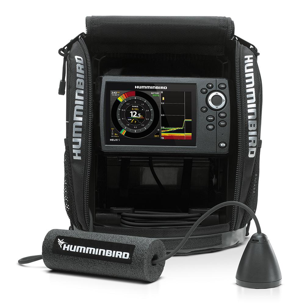 Humminbird ICE HELIX 5 CHIRP GPS/Sonar Combo G2 - 410970-1