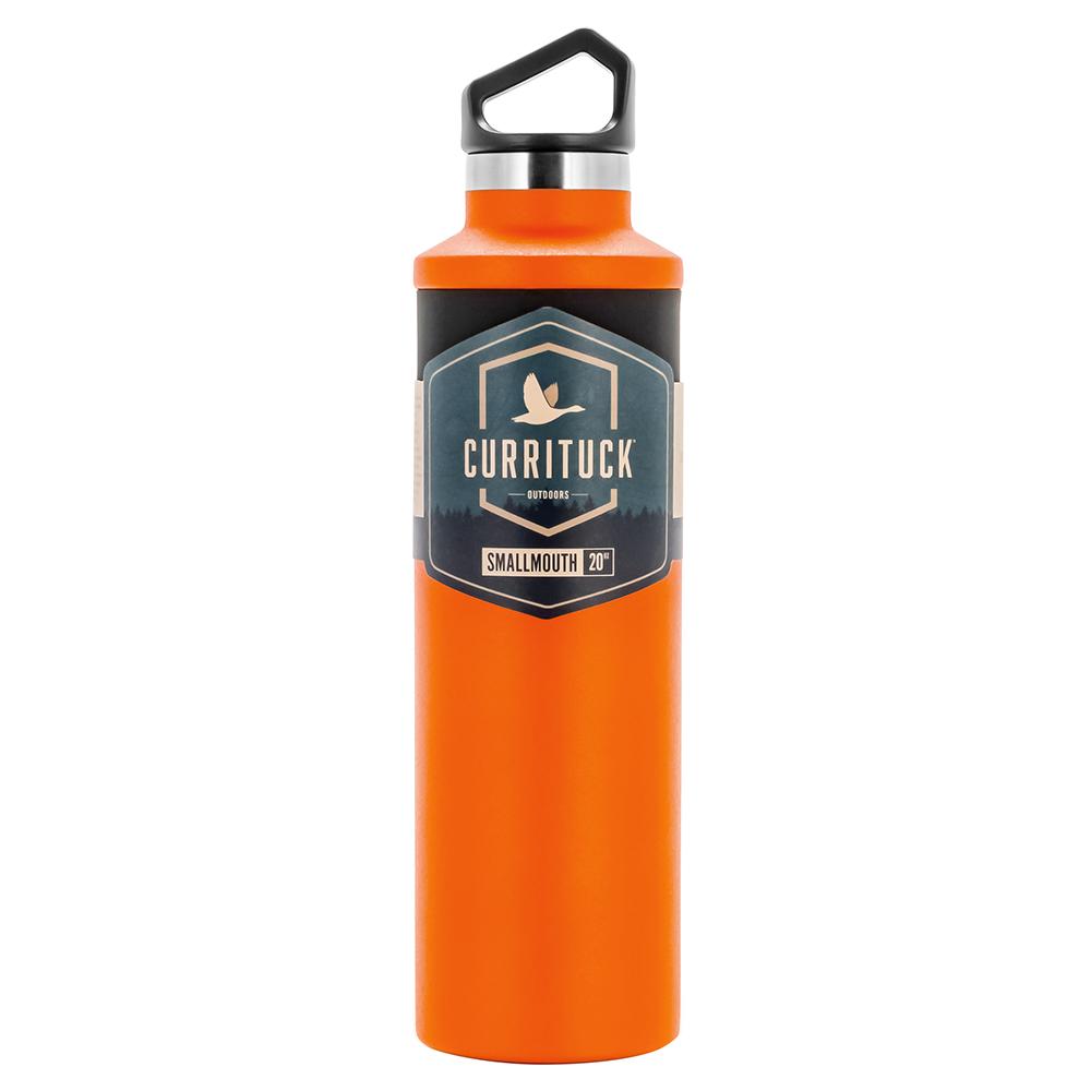 Camco Currituck Standard Mouth Beverage Bottle - 20oz - Orange