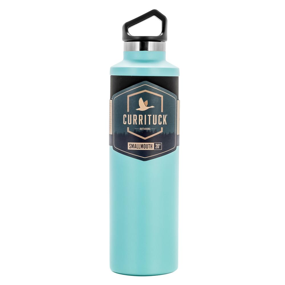 Camco Currituck Standard Mouth Beverage Bottle - 20oz - Seafoam - 51941