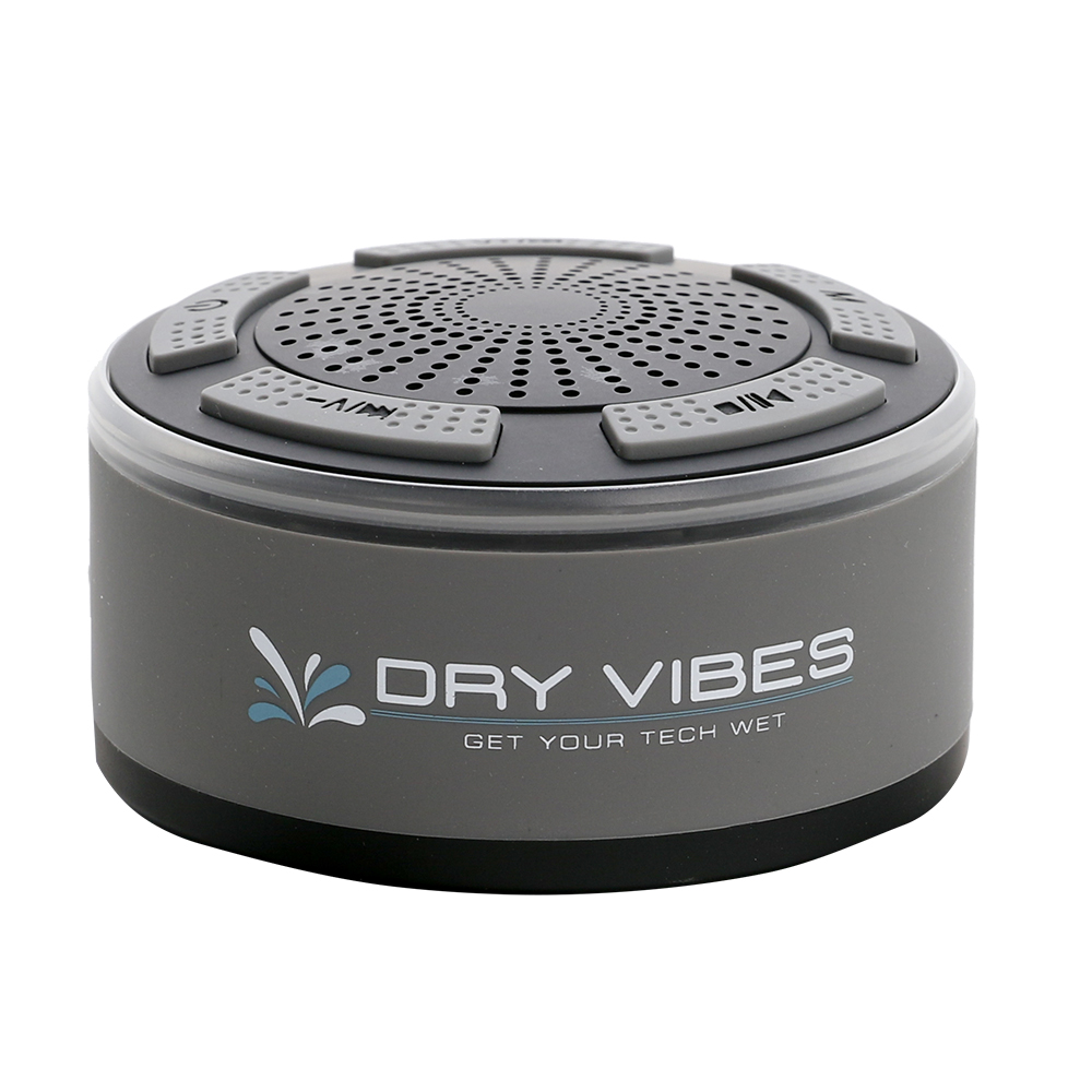 DryCASE DryVibes 2.0 Floating Waterproof Bluetooth Speaker - DV-20