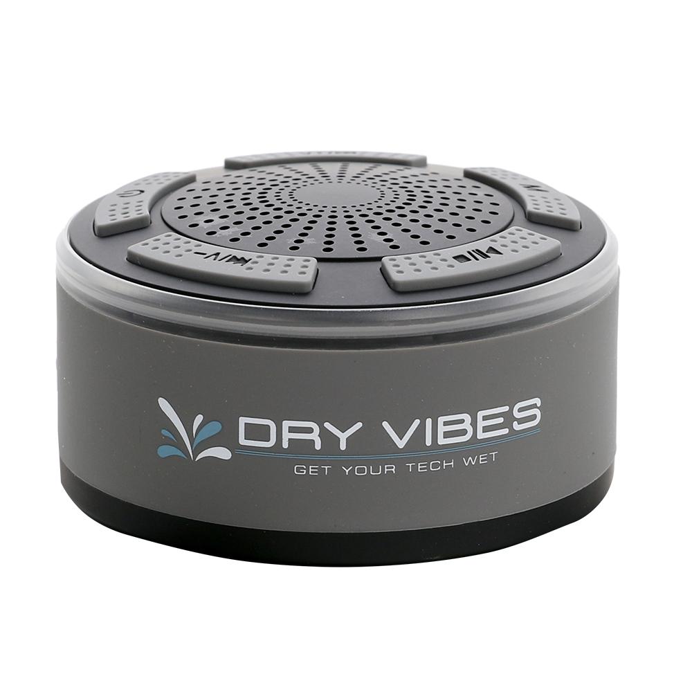 DryCASE DryVibes 2.0 Floating Waterproof Bluetooth Speaker - DV-20