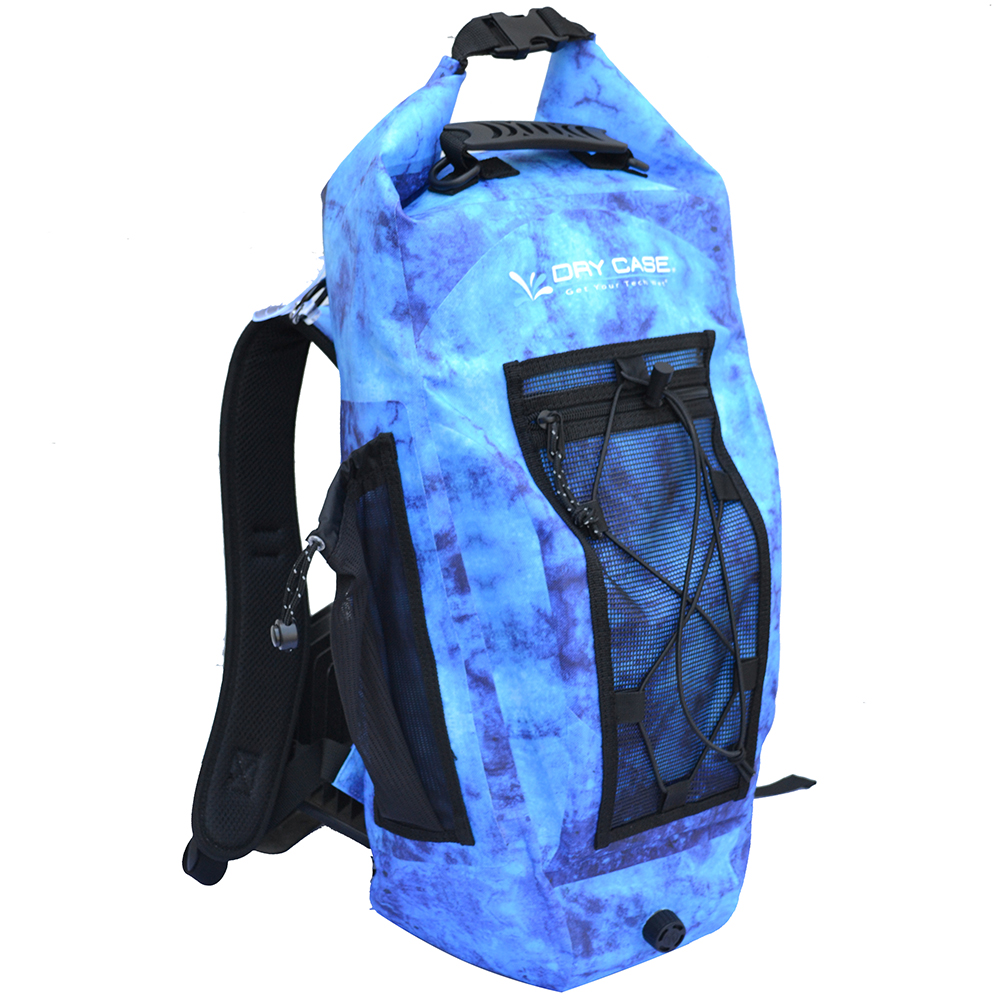 DryCASE Basin Moonwater 20 Liter Waterproof Sport Backpack - BP-20-MNW