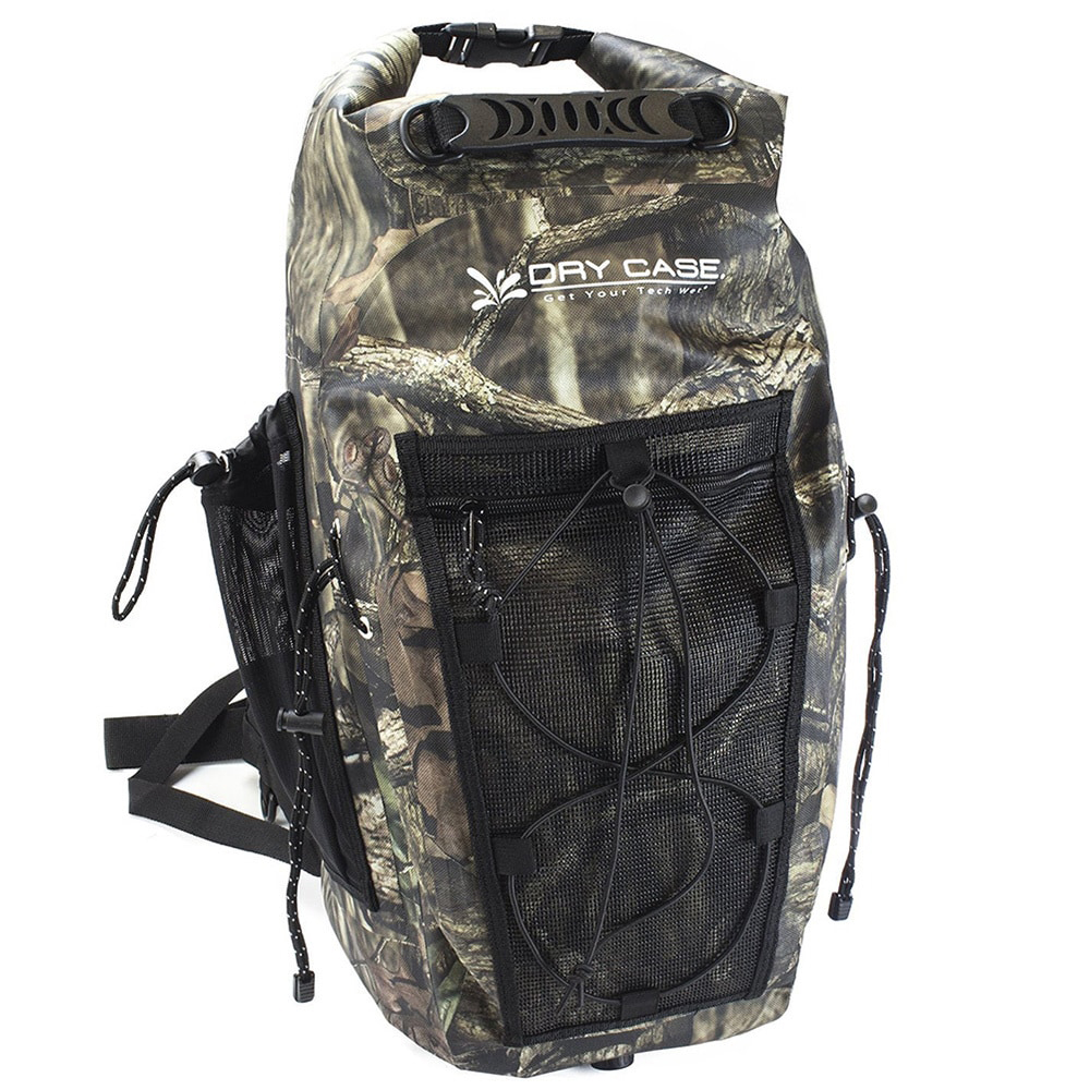 DryCASE Mossy Oak Break-Up Infinity 35 Liter Waterproof Backpack - MO-35-BUC