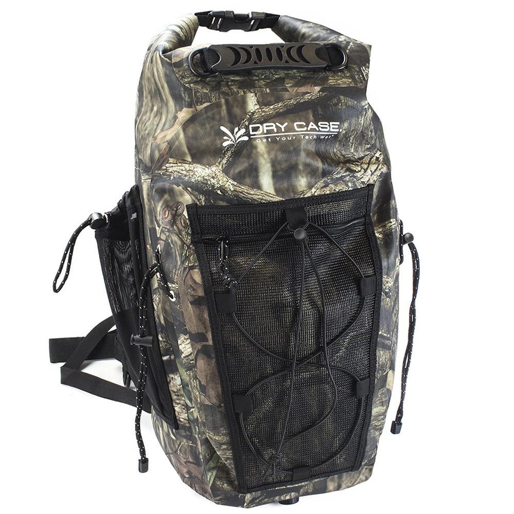 DryCASE Mossy Oak Break-Up Infinity 35 Liter Waterproof Backpack - MO-35-BUC