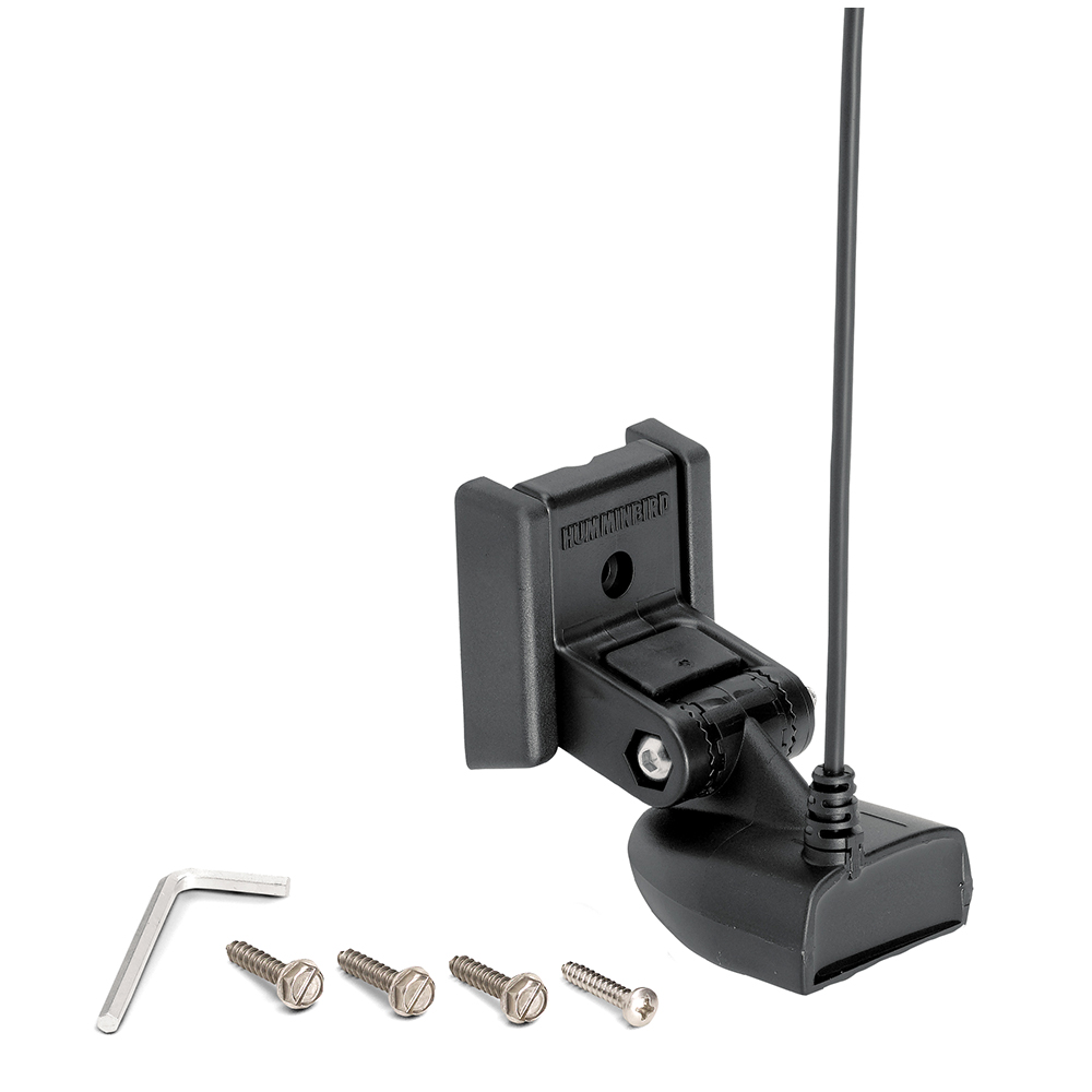 Humminbird XNT-9-HW-T HELIX Dual Spectrum CHIRP Transom Mount Transducer with Temp - 710274-1