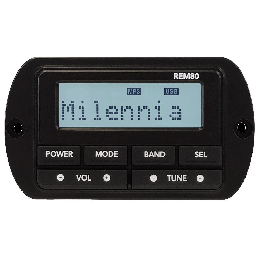 Milennia REM80 Hardwire Remote - MILREM80
