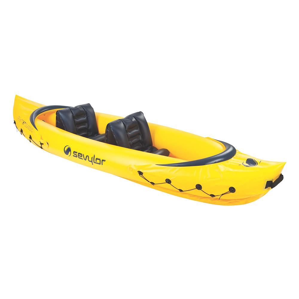 Sevylor Tahiti Classic Inflatable Kayak - 2-Person - 2000014125