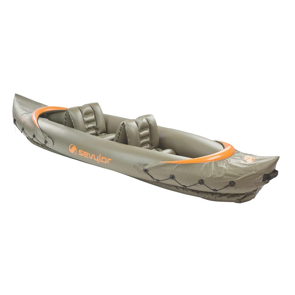 Sevylor Tahiti Inflatable Fishing Kayak - 2-Person - 2000014132