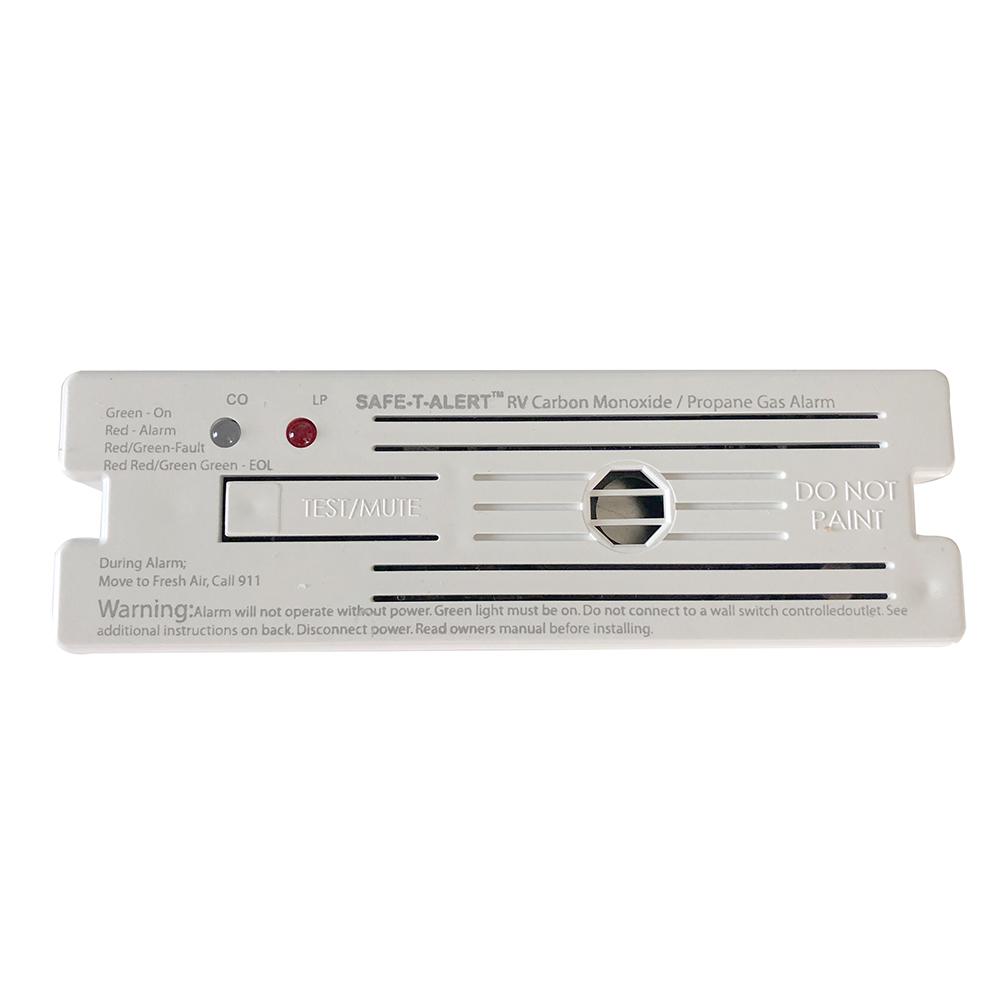 Safe-T-Alert Combo Carbon Monoxide Propane Alarm Surface Mount - White - 35-741-WHT
