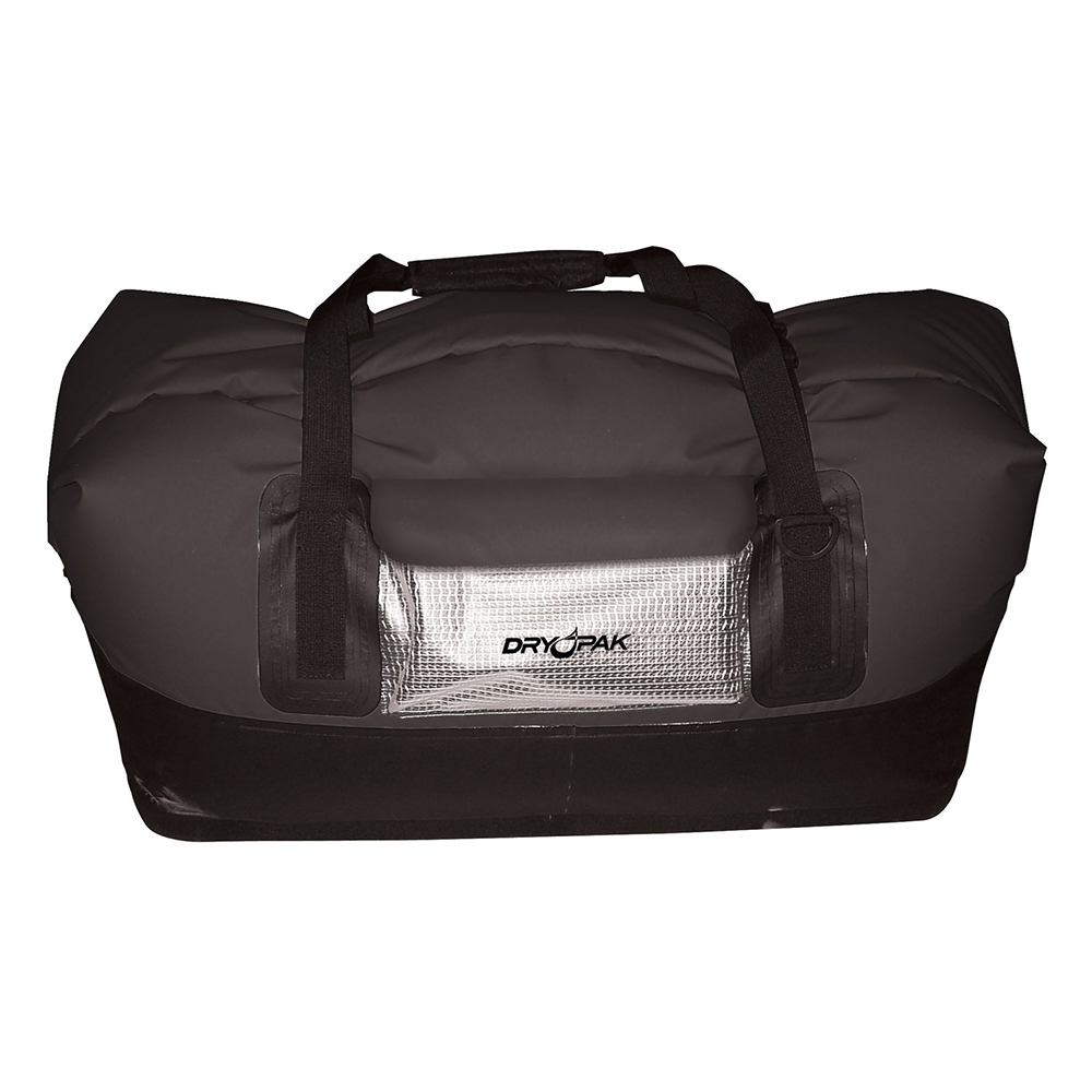 Dry Pak Waterproof XL Duffel Bag - Black - DP-D2BK