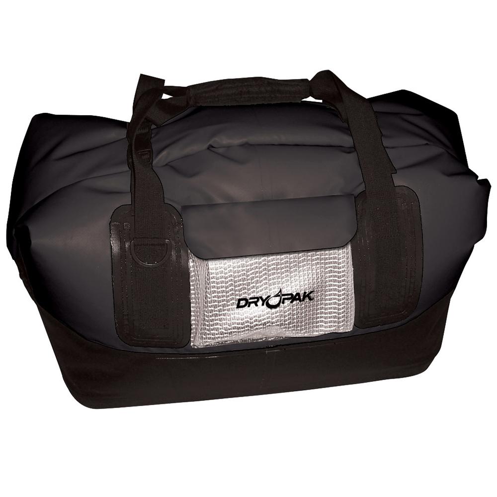Dry Pak Waterproof Duffel Bag - Black - Large - DP-D1BK