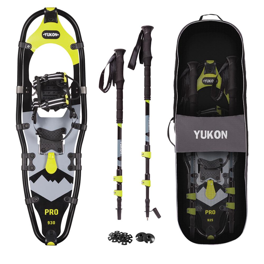 YUKON Pro Series Showshoe Kit 9