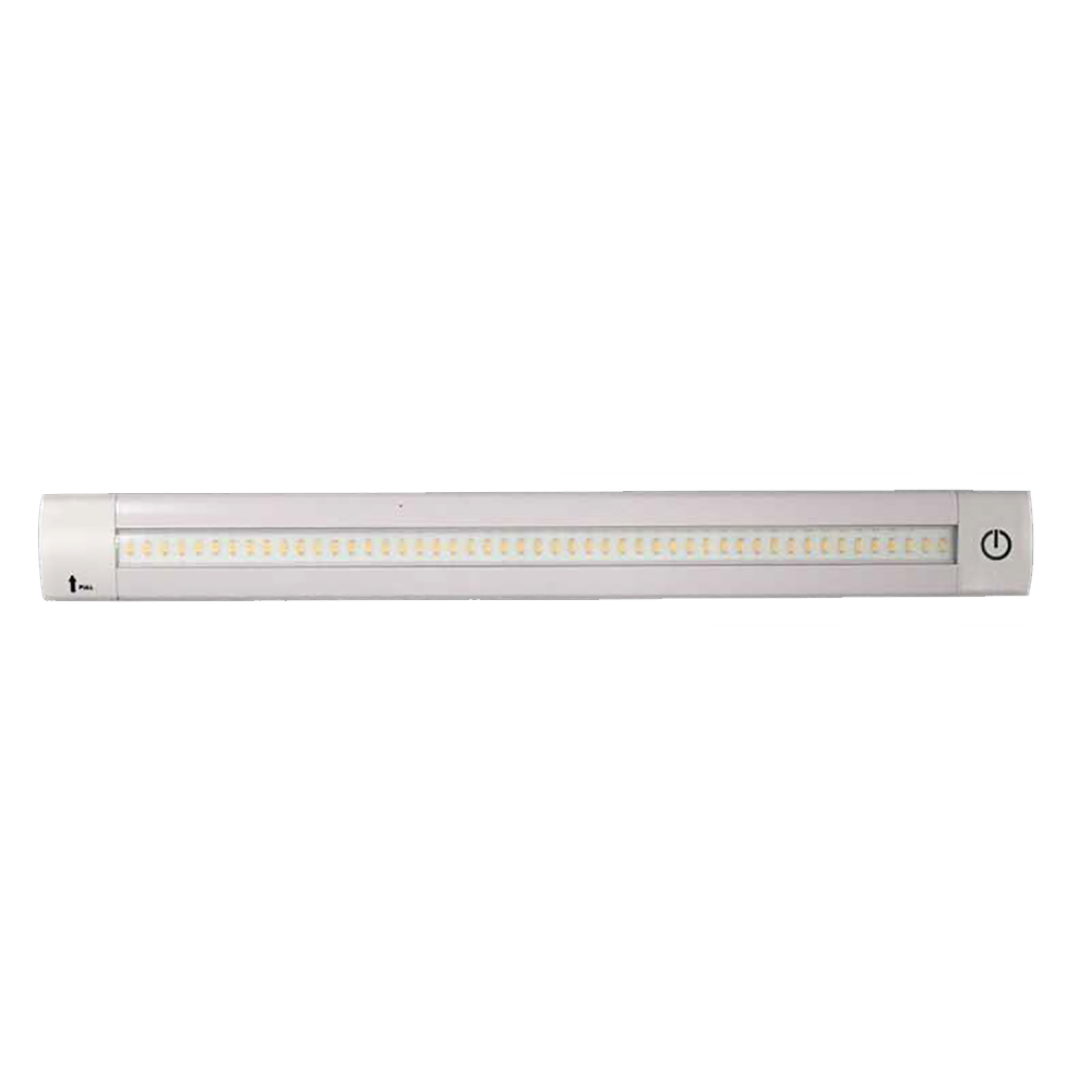 Lunasea Adjustable Linear LED Light w/Built-In Dimmer - 20