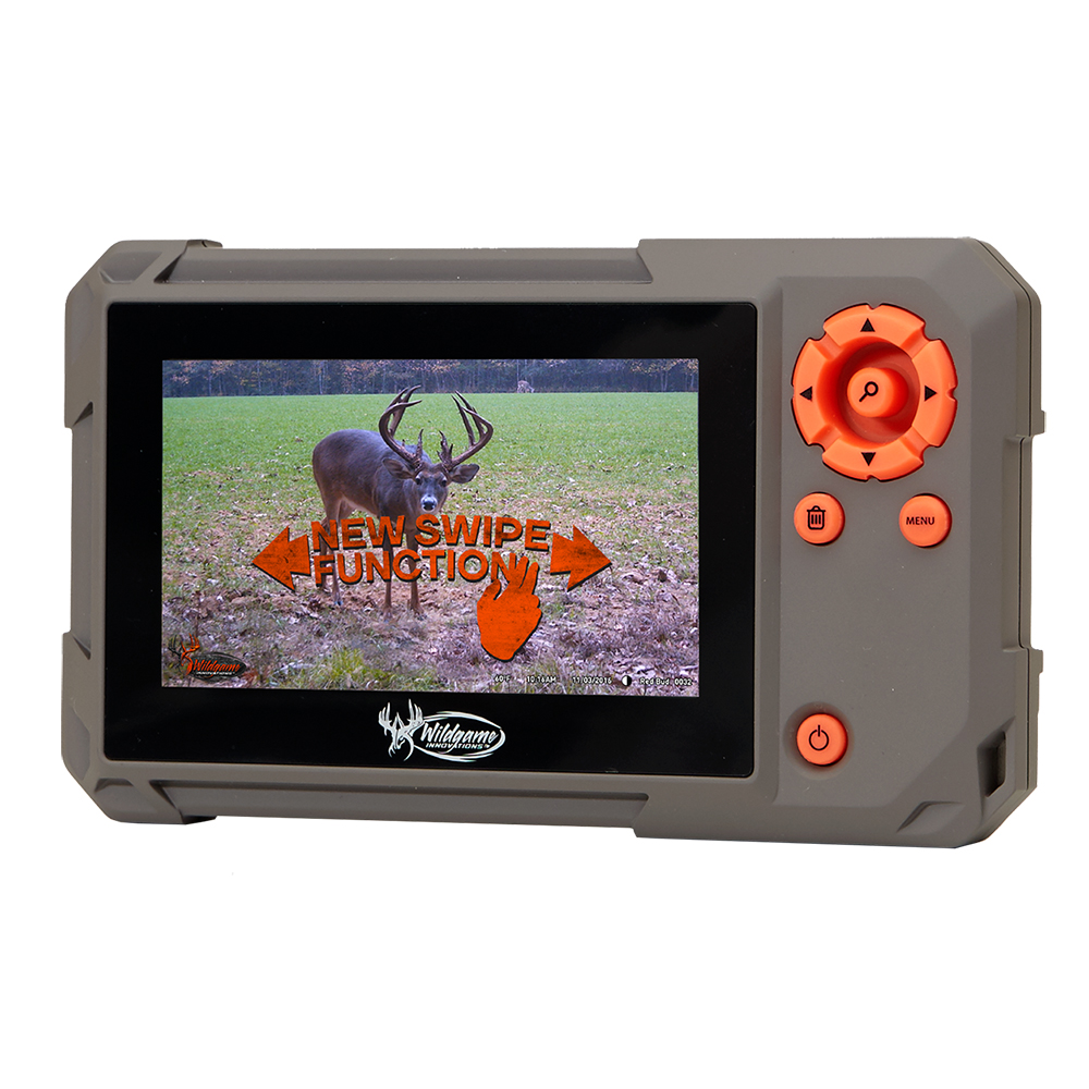 Wildgame Innovations Trail Pad Swipe SD Card Reader - VU60