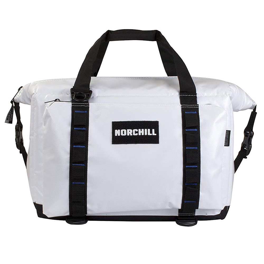 NorChill BoatBag xTreme™ Large 48-Can Cooler Bag - White Tarpaulin