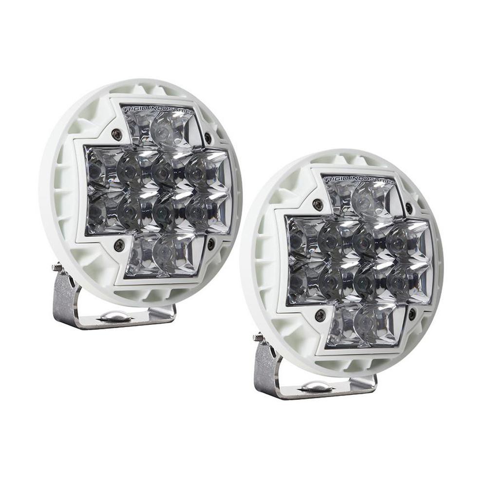 RIGID Industries R-Series 46 Pro Spot - Pair - White - 834213