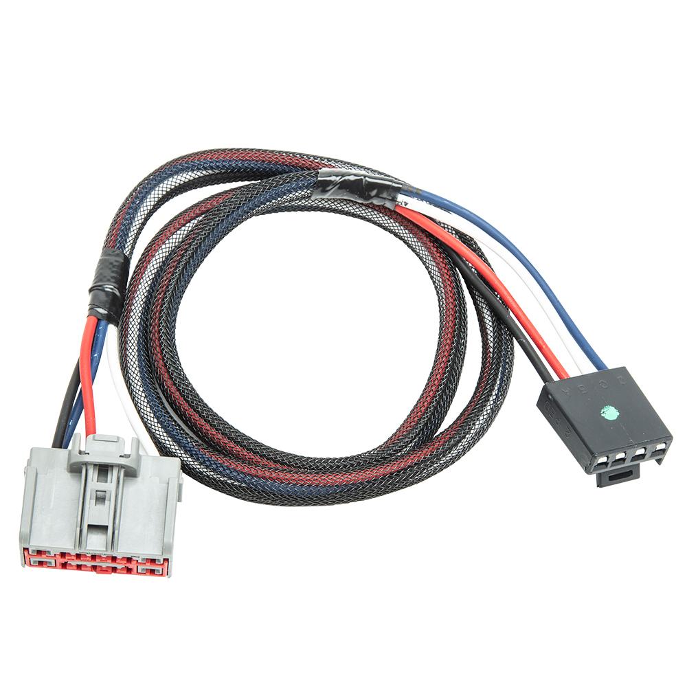 Tekonsha Brake Control Wiring Adapter - 2 Plug, GM