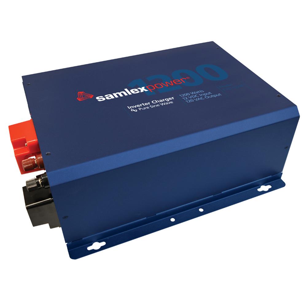 Samlex Evolution F Series 1200W, 120V Pure Sine Wave Inverter/Charger on
