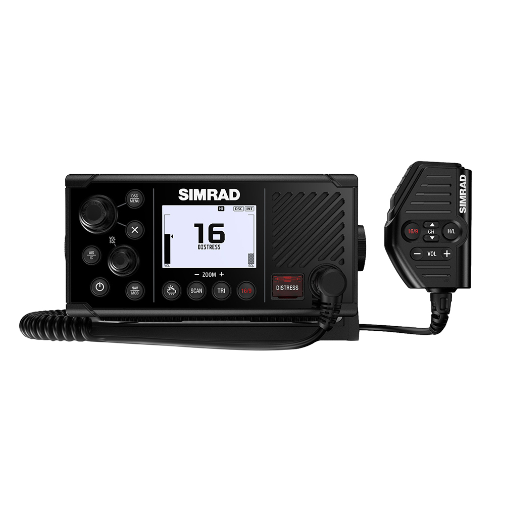 Simrad RS40 VHF Radio with DSC & AIS Receiver - 000-14470-001