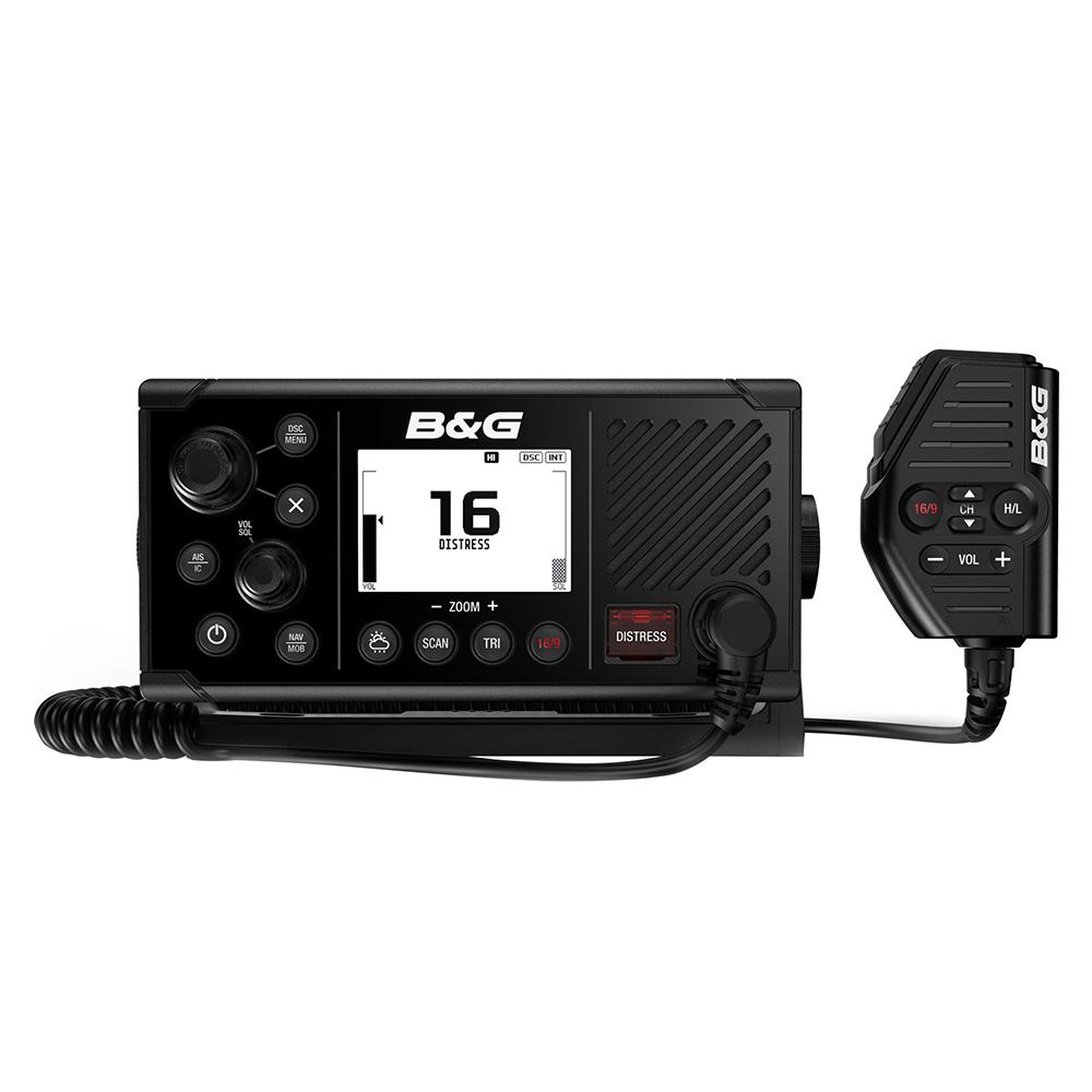 B&G V60 VHF Radio w/DSC & AIS Receiver