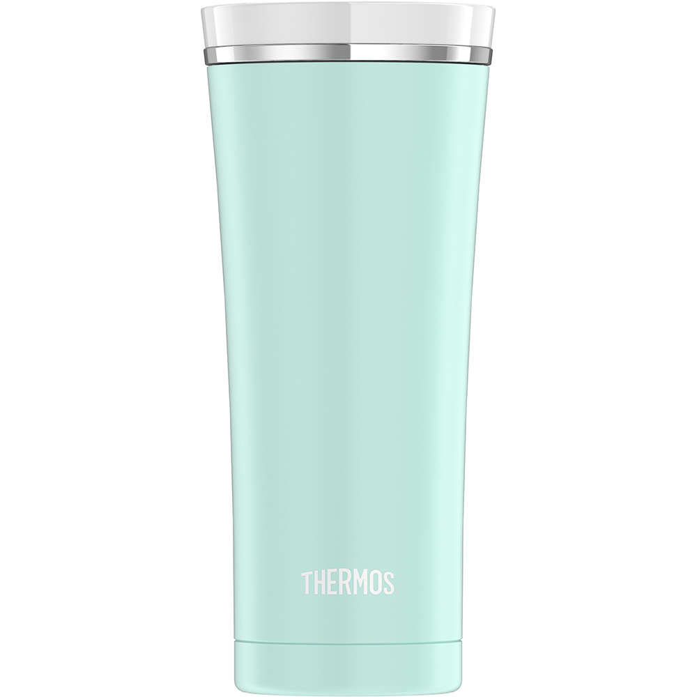 Thermos Sipp Stainless Steel Travel Tumbler - 16 oz - Matte Turquoise - NS105TQ4