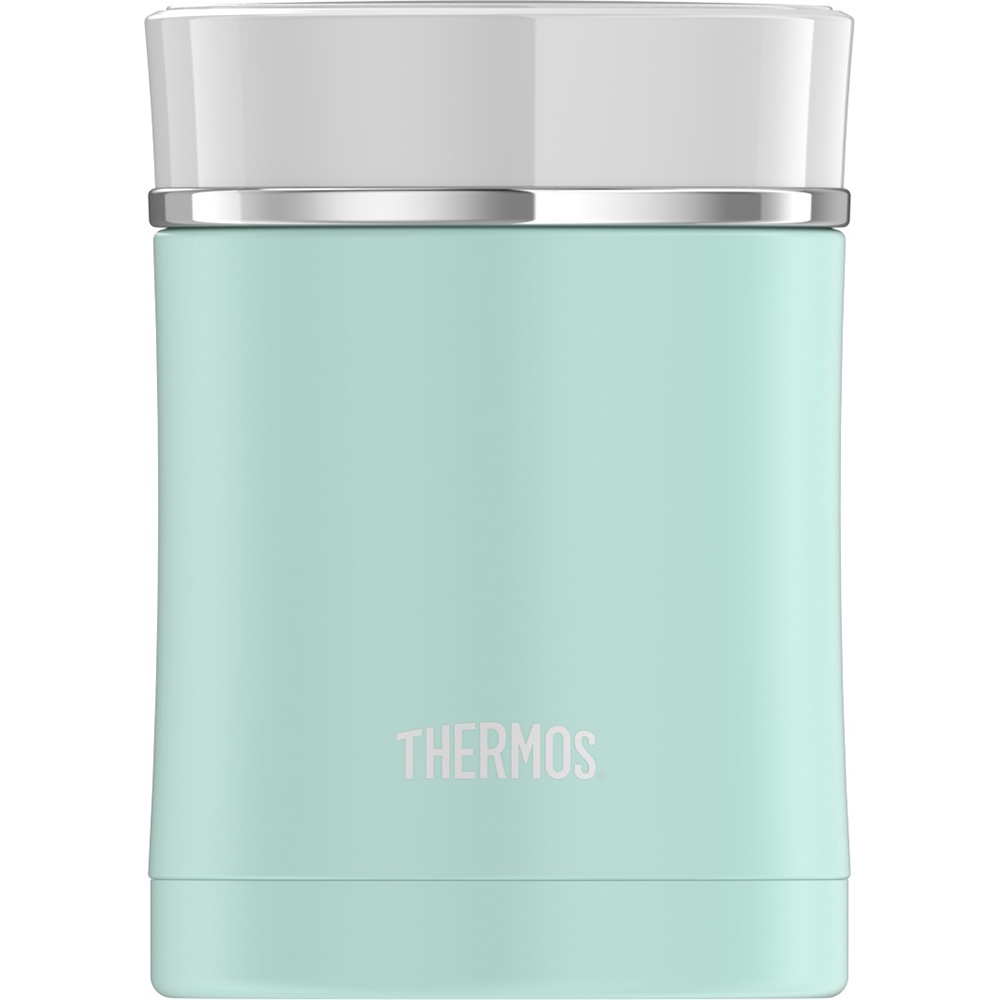 Thermos Sipp Stainless Steel Food Jar - 16 oz. - Matte Turquoise - NS3408TQ4